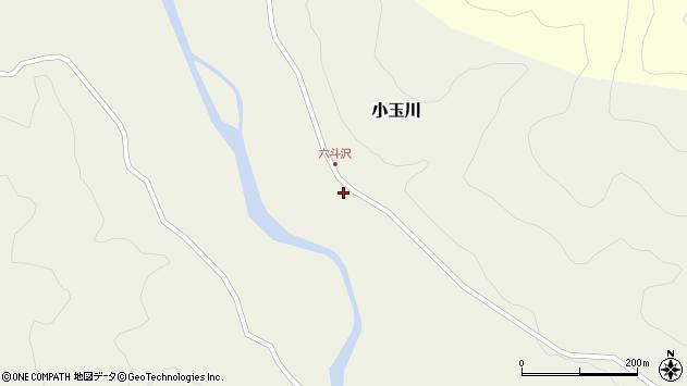 山形県西置賜郡小国町小玉川294周辺の地図