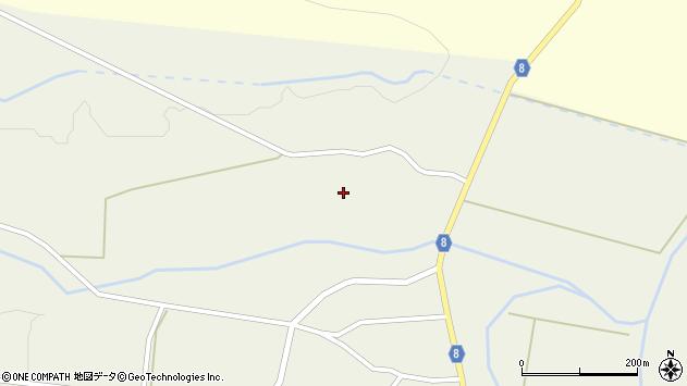山形県東置賜郡川西町玉庭3642周辺の地図