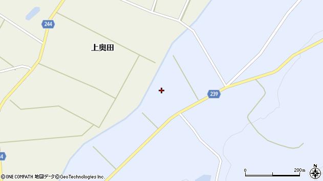 山形県東置賜郡川西町大舟1280周辺の地図
