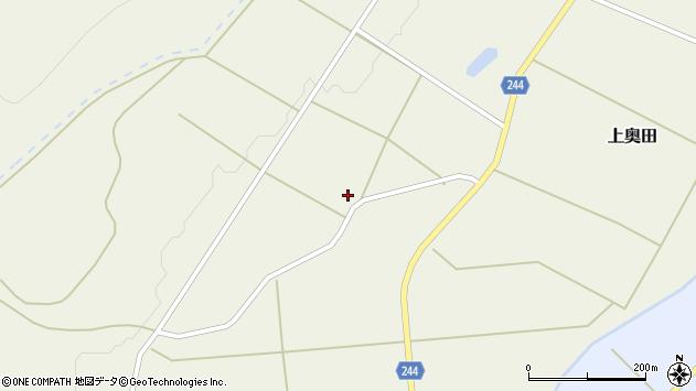 山形県東置賜郡川西町上奥田4063周辺の地図