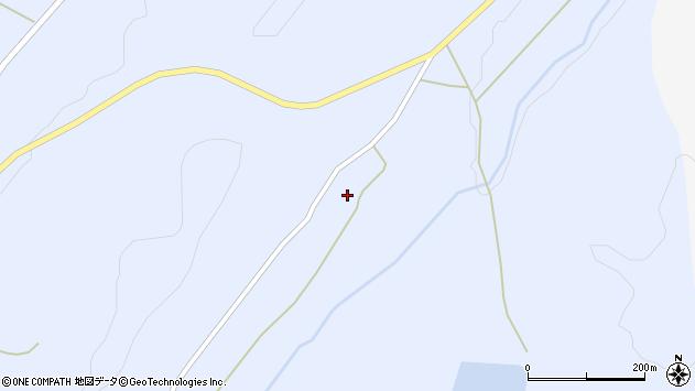 山形県東置賜郡川西町大舟1614周辺の地図