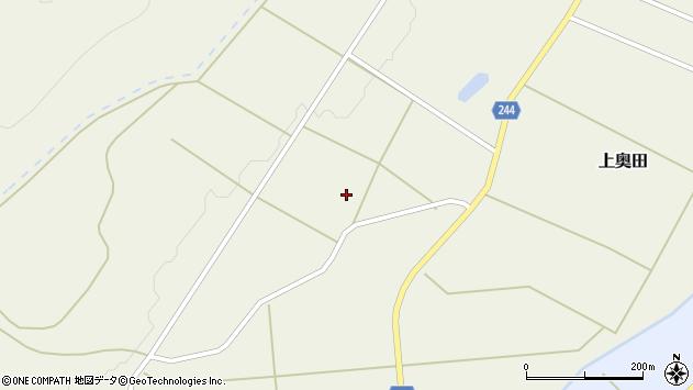 山形県東置賜郡川西町上奥田4060周辺の地図