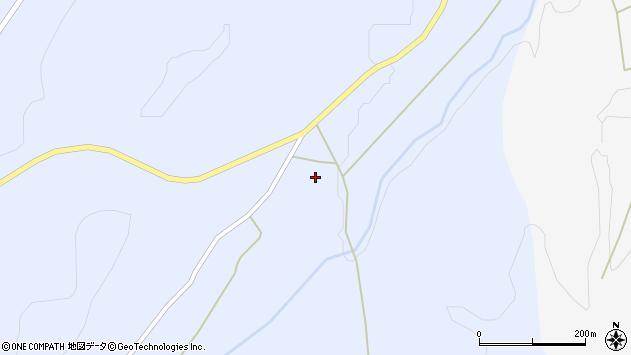 山形県東置賜郡川西町大舟1672周辺の地図