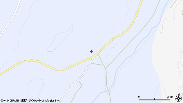 山形県東置賜郡川西町大舟1841周辺の地図