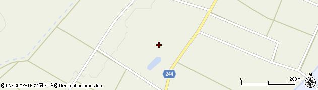 山形県東置賜郡川西町上奥田2315周辺の地図