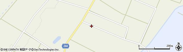 山形県東置賜郡川西町上奥田4196周辺の地図