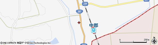 山形県東置賜郡川西町時田94周辺の地図