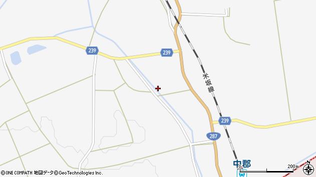 山形県東置賜郡川西町時田129周辺の地図