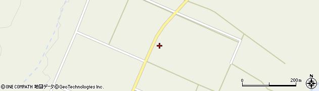 山形県東置賜郡川西町上奥田3396周辺の地図