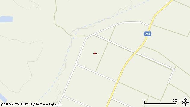 山形県東置賜郡川西町上奥田3363周辺の地図