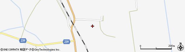 山形県東置賜郡川西町時田314周辺の地図