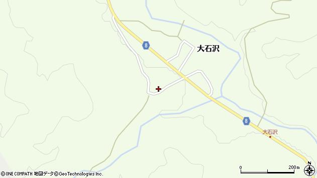 山形県西置賜郡小国町大石沢826周辺の地図
