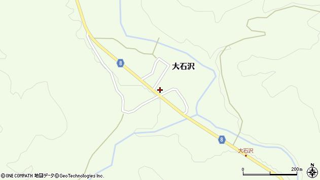 山形県西置賜郡小国町大石沢727周辺の地図