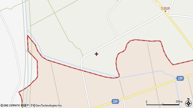 山形県東置賜郡川西町堀金376周辺の地図