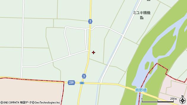 山形県東置賜郡川西町尾長島835周辺の地図