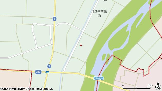 山形県東置賜郡川西町尾長島720周辺の地図