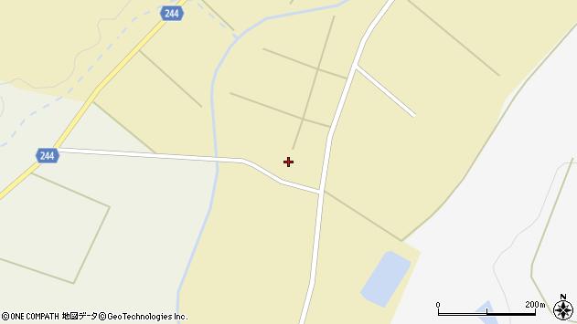 山形県東置賜郡川西町下奥田1233周辺の地図