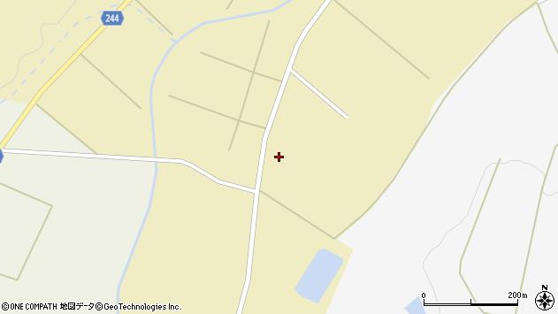 山形県東置賜郡川西町下奥田1729周辺の地図