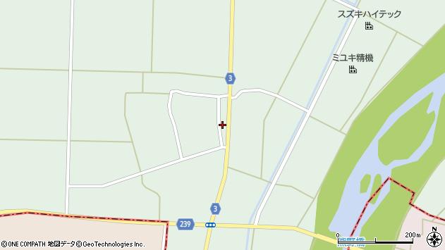 山形県東置賜郡川西町尾長島858周辺の地図