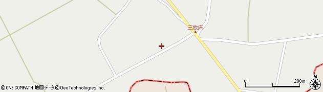山形県東置賜郡川西町堀金242周辺の地図