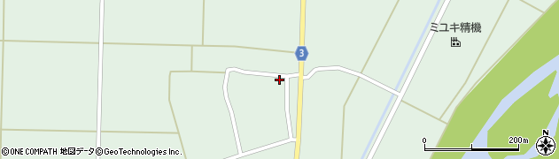 山形県東置賜郡川西町尾長島482周辺の地図