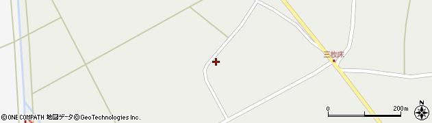 山形県東置賜郡川西町堀金290周辺の地図