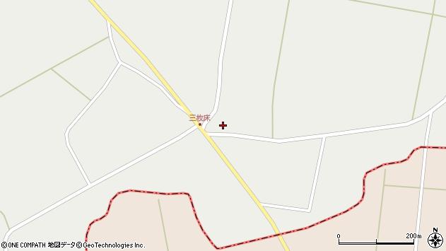 山形県東置賜郡川西町堀金349周辺の地図