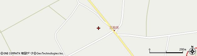 山形県東置賜郡川西町堀金325周辺の地図