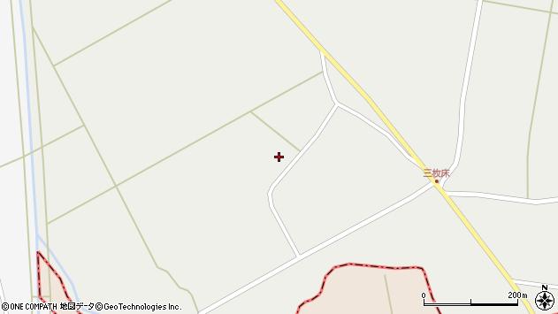 山形県東置賜郡川西町堀金296周辺の地図