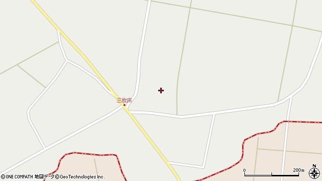 山形県東置賜郡川西町堀金374周辺の地図