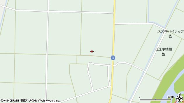 山形県東置賜郡川西町尾長島935周辺の地図