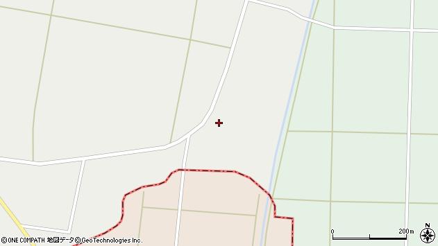 山形県東置賜郡川西町堀金17周辺の地図