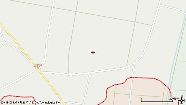 山形県東置賜郡川西町堀金193周辺の地図
