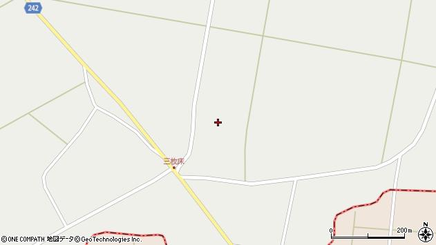 山形県東置賜郡川西町堀金378周辺の地図