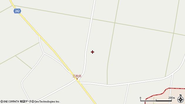 山形県東置賜郡川西町堀金594周辺の地図