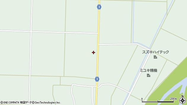 山形県東置賜郡川西町尾長島4476周辺の地図