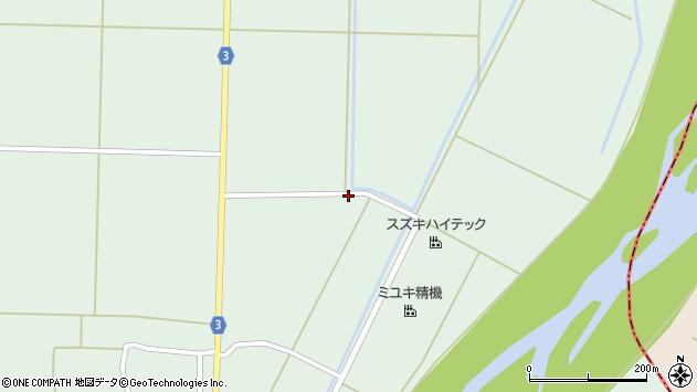 山形県東置賜郡川西町尾長島4396周辺の地図
