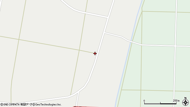 山形県東置賜郡川西町堀金1635周辺の地図