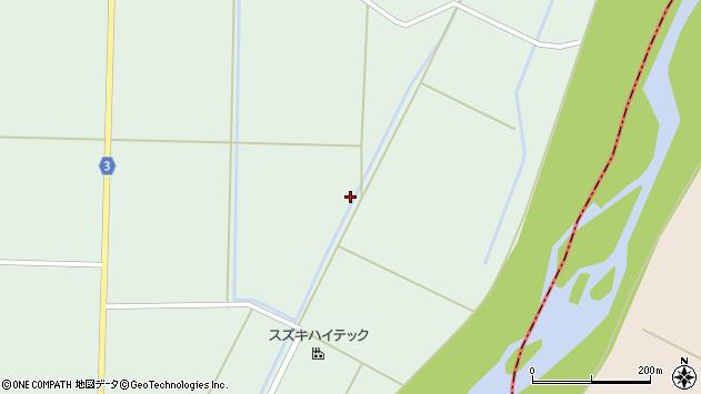 山形県東置賜郡川西町尾長島1894周辺の地図
