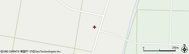 山形県東置賜郡川西町堀金848周辺の地図