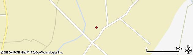 山形県東置賜郡川西町下奥田1304周辺の地図