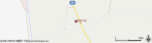 山形県東置賜郡川西町堀金1159周辺の地図