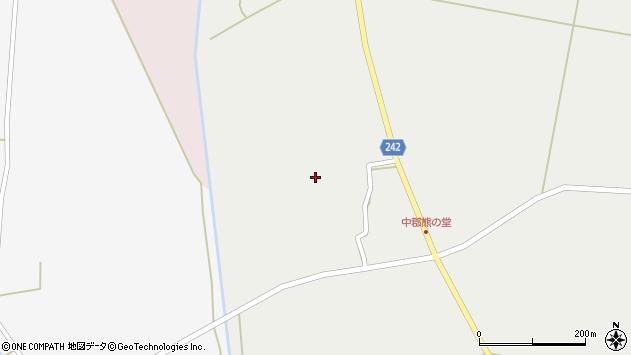 山形県東置賜郡川西町堀金1651周辺の地図