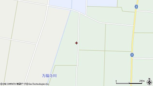 山形県東置賜郡川西町尾長島2837周辺の地図
