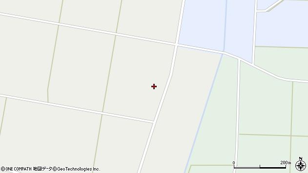 山形県東置賜郡川西町堀金雑魚田周辺の地図