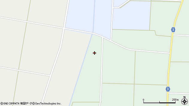 山形県東置賜郡川西町尾長島2860周辺の地図