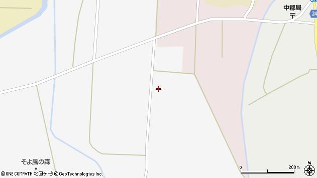 山形県東置賜郡川西町時田1896周辺の地図