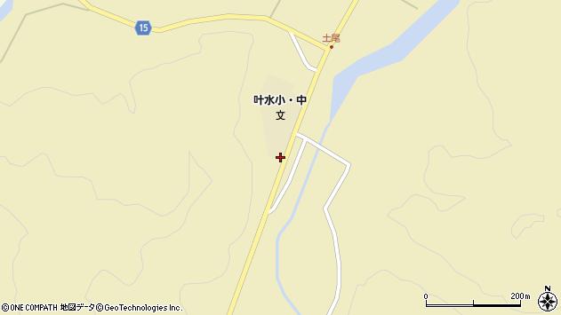 山形県西置賜郡小国町叶水307周辺の地図
