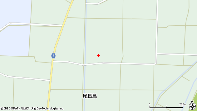 山形県東置賜郡川西町尾長島2959周辺の地図