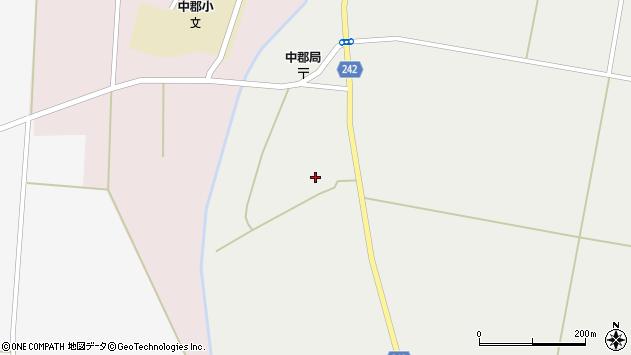 山形県東置賜郡川西町堀金2076周辺の地図